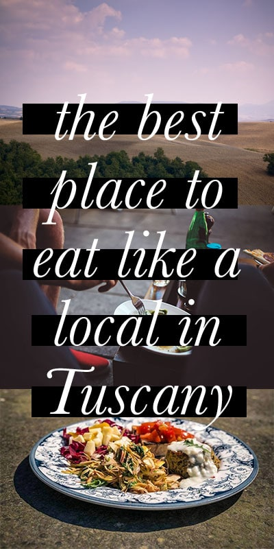 Tuscany is synonymous with incredible food. On my last trip, I visited one of the most charming restaurants that fulfilled my Italian culinary dreams.