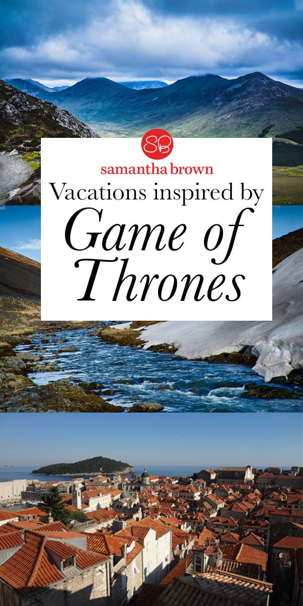 Game of Thrones may not be returning until 2018, but that doesn't mean you can't get your Jon Snow fix. Here are 3 vacations inspired by Game of Thrones.