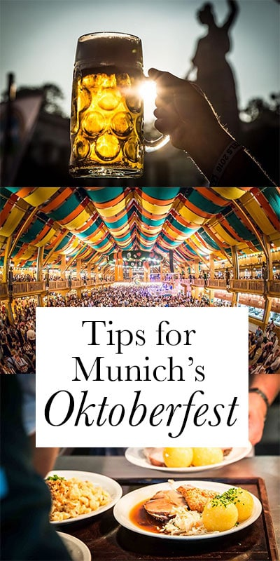 Oktoberfest is one of the most iconic festivals in the world, and on many a person's bucket list. That said, there are some right and wrong ways to attend this epic party. Here are a few things to keep in mind.