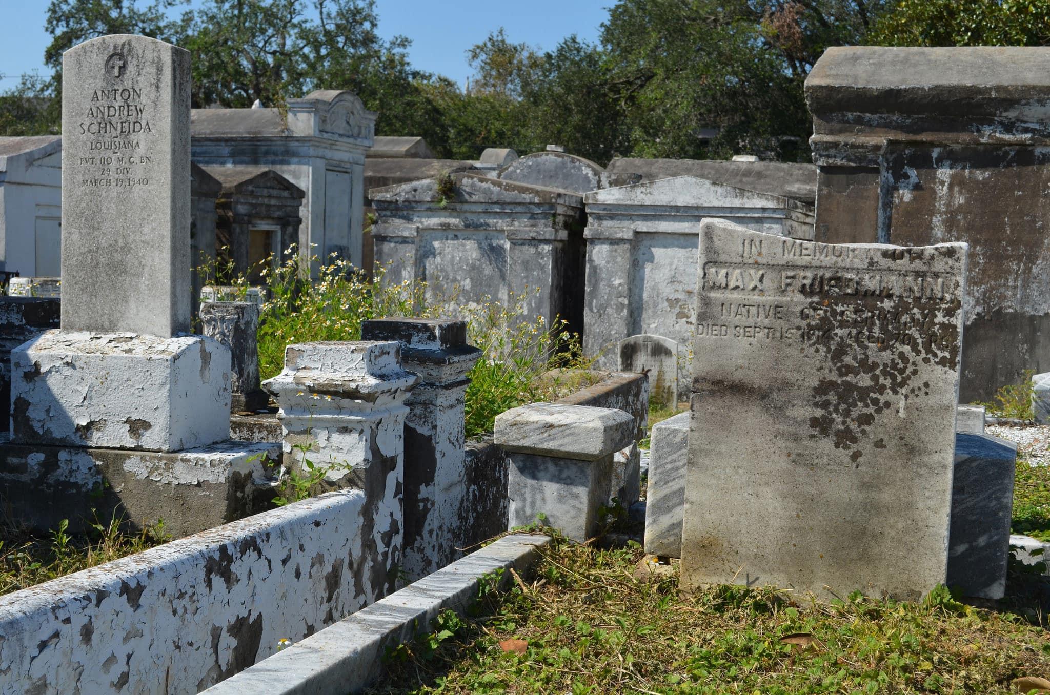 Lafayette Cemetery - NOLA