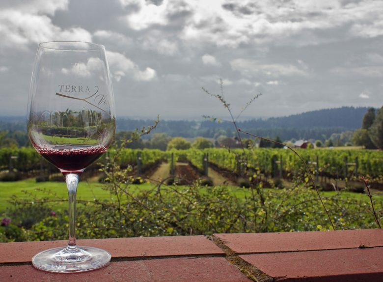 Willamette Valley wine region