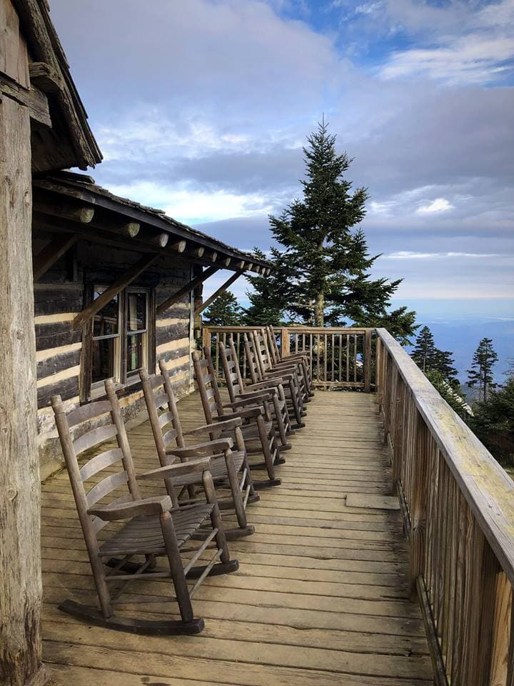 LeConte Lodge - Great Smoky Mountains NP