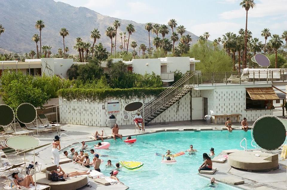 ace hotel - palm springs - sunshine destinations