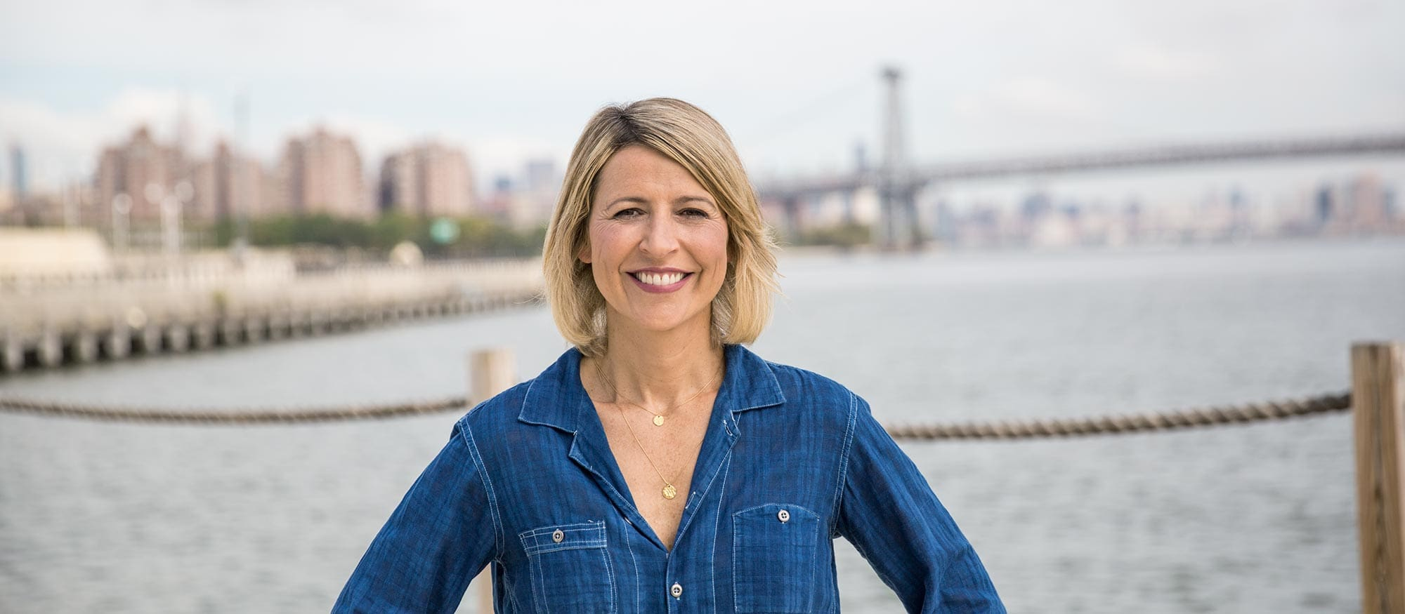 Samantha Brown - Places To Love- Brooklyn - Brooklyn Navy Yard