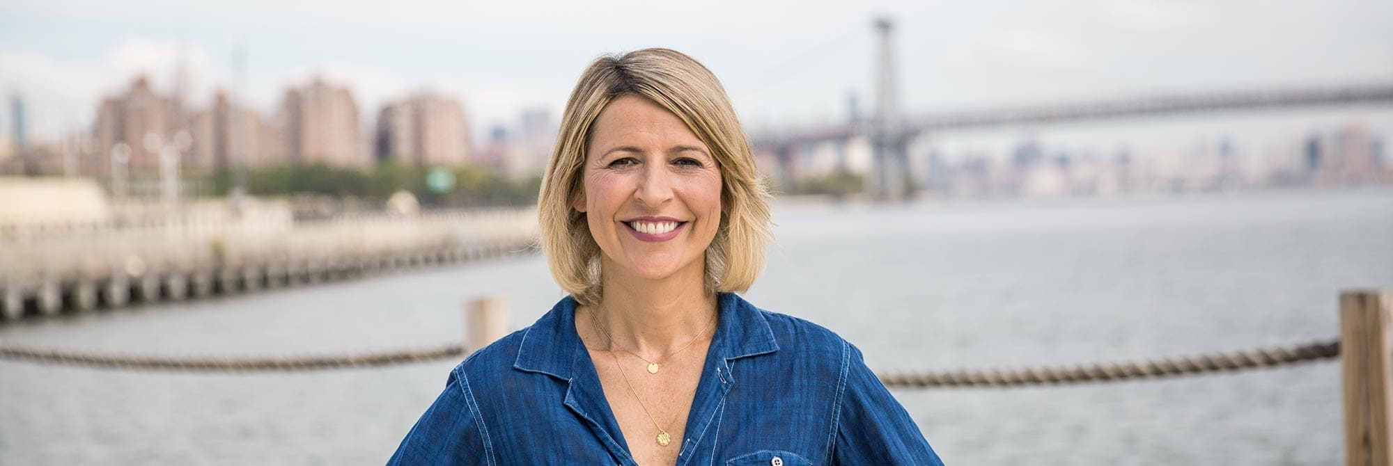 samantha brown's places to love - PBS - brooklyn