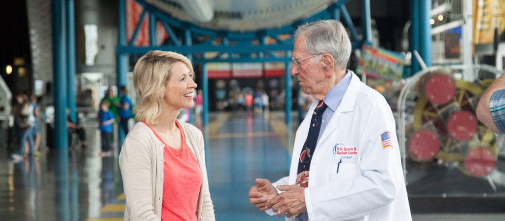 Samantha Brown's Places to Love - Huntsville, Alabama - US Space and Rocket Center