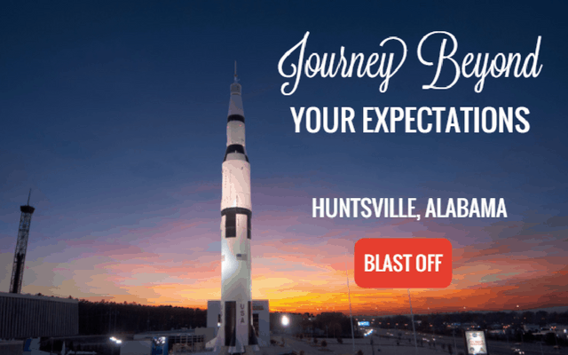 visit huntsville, alabama
