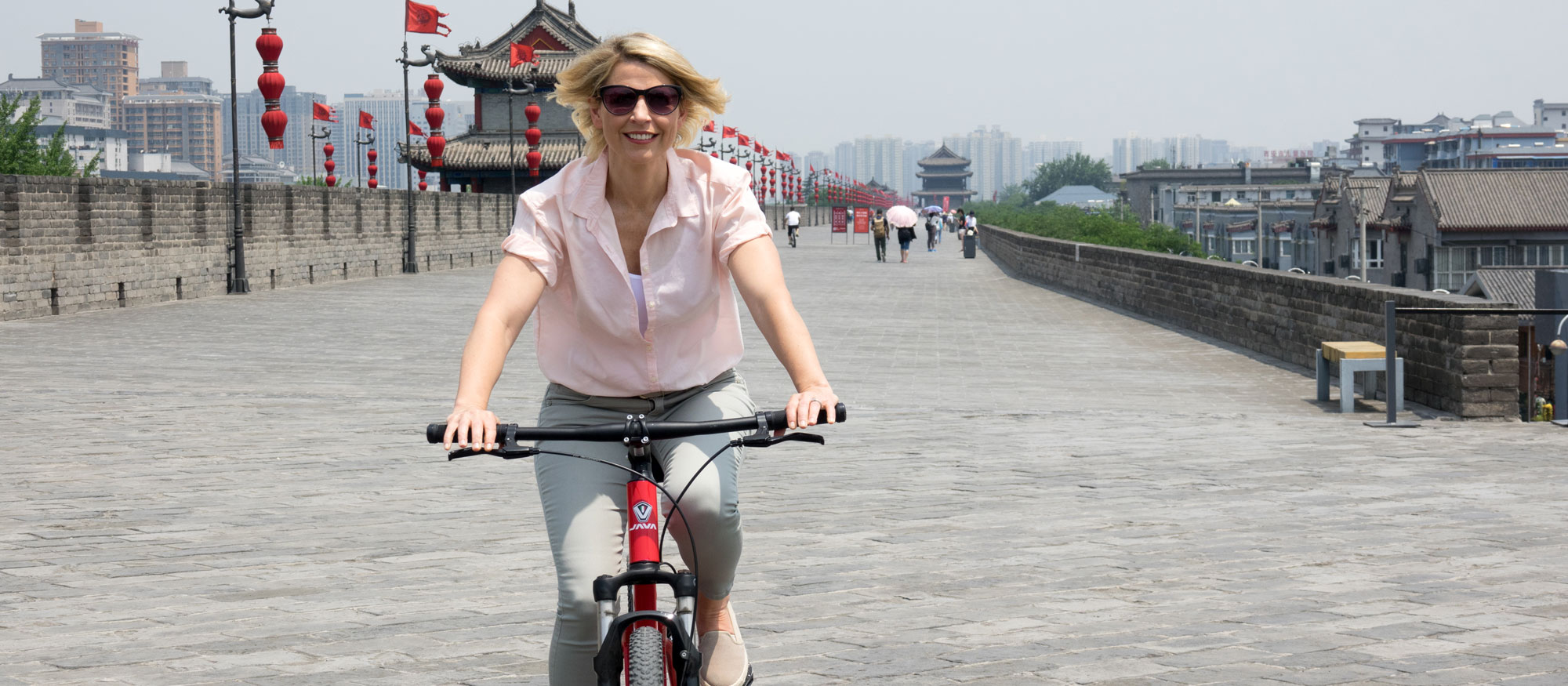 Places To Love - Xi'an China - Samantha Brown