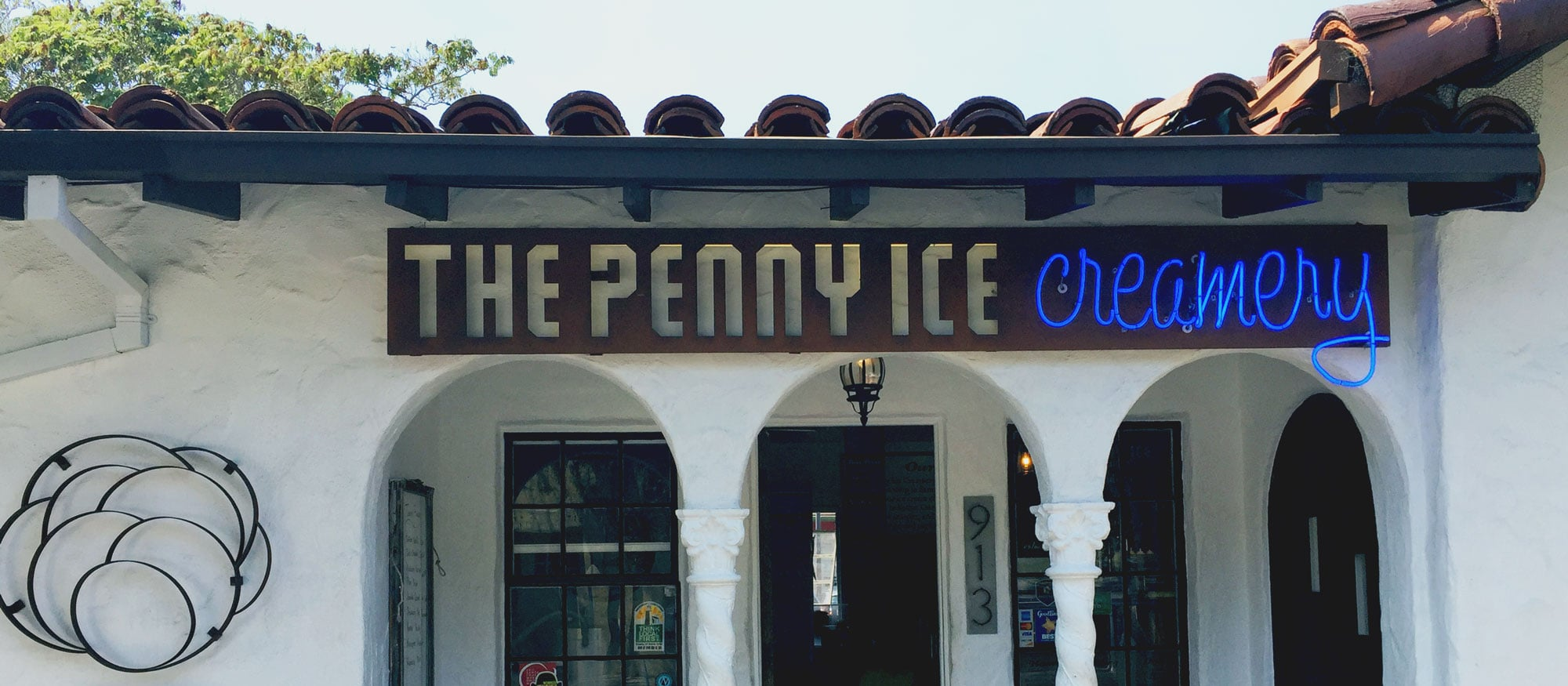 Penny Ice Creamery - Santa Cruz - Places To Love