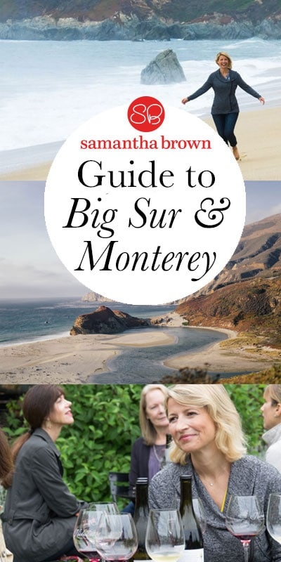 There's nothing like road tripping the Pacific Coast Highway. My favorite section? The picturesque drive from Monterey to Big Sur. It's easy to see why this area is a place to love.