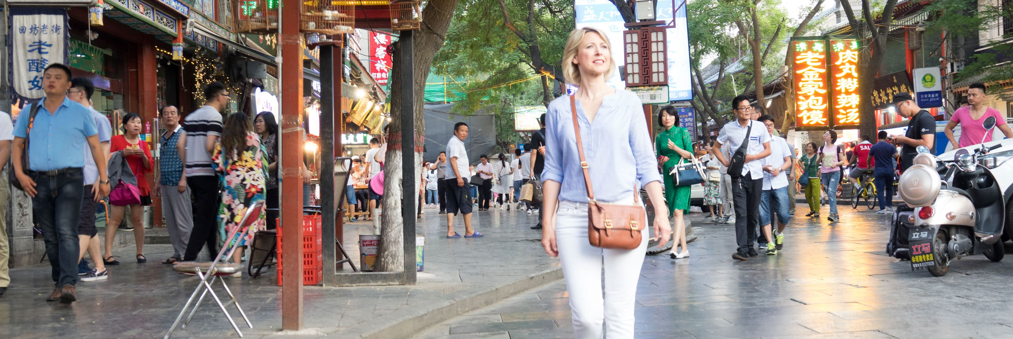 Samantha Brown - Places to Love - Xi'an China