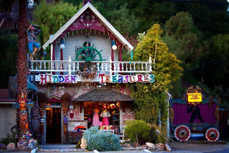 Hidden Treasures - Topanga Canyon