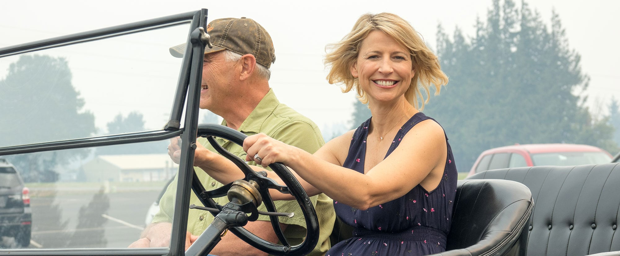 Samantha Brown - Place To Love - Oregon Rv Trip