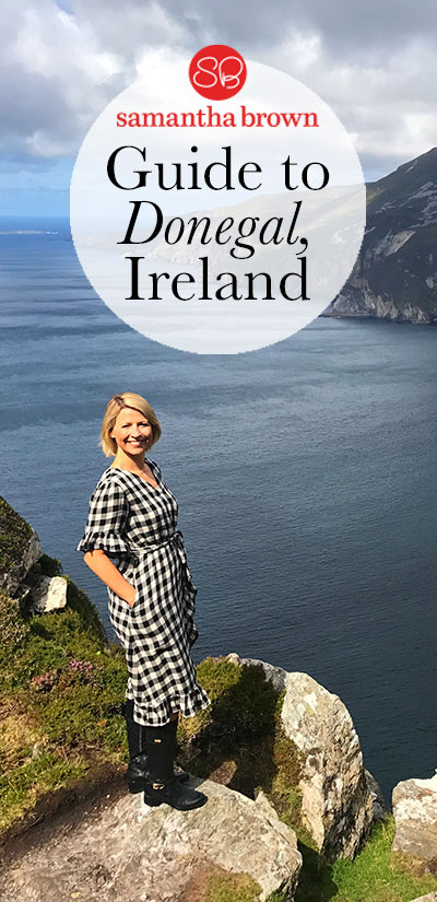 For many travelers, Ireland tops their must-visit destinations. On this episode of Places to Love, I travel to lesser-known Donegal for a virtually unexplored, ruggedly beautiful and remote adventure. Here's why Donegal, Ireland is a place to love.
