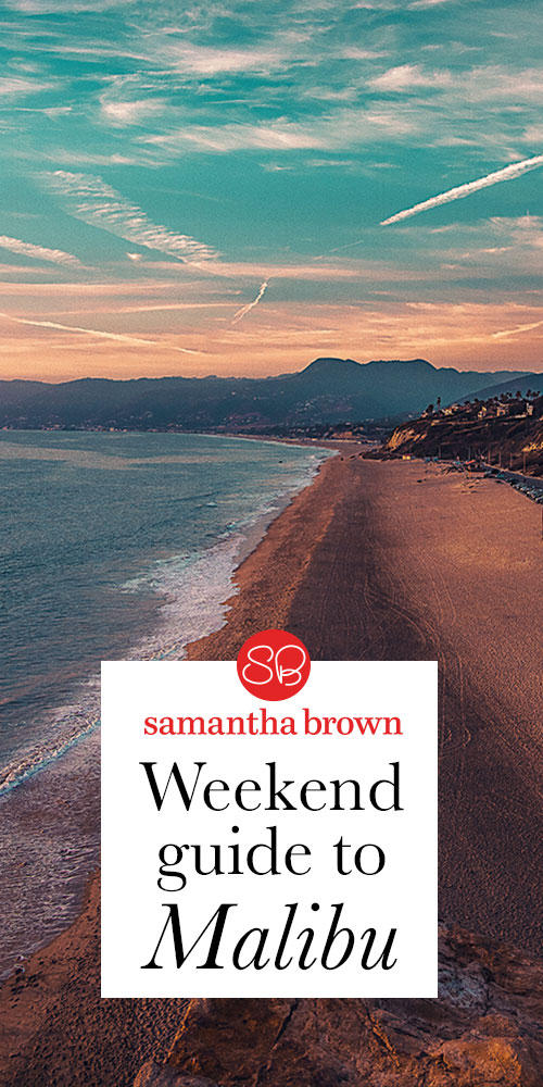 In a city as big, busy and sprawling as LA, this 21-mile stretch along the Pacific is truly a beachside oasis. Surrounded by hills on one side and the ocean on the other, it's a bit remote—the perfect way to catch a breather from that LA hustle. Here's some not-to-miss Malibu highlights.