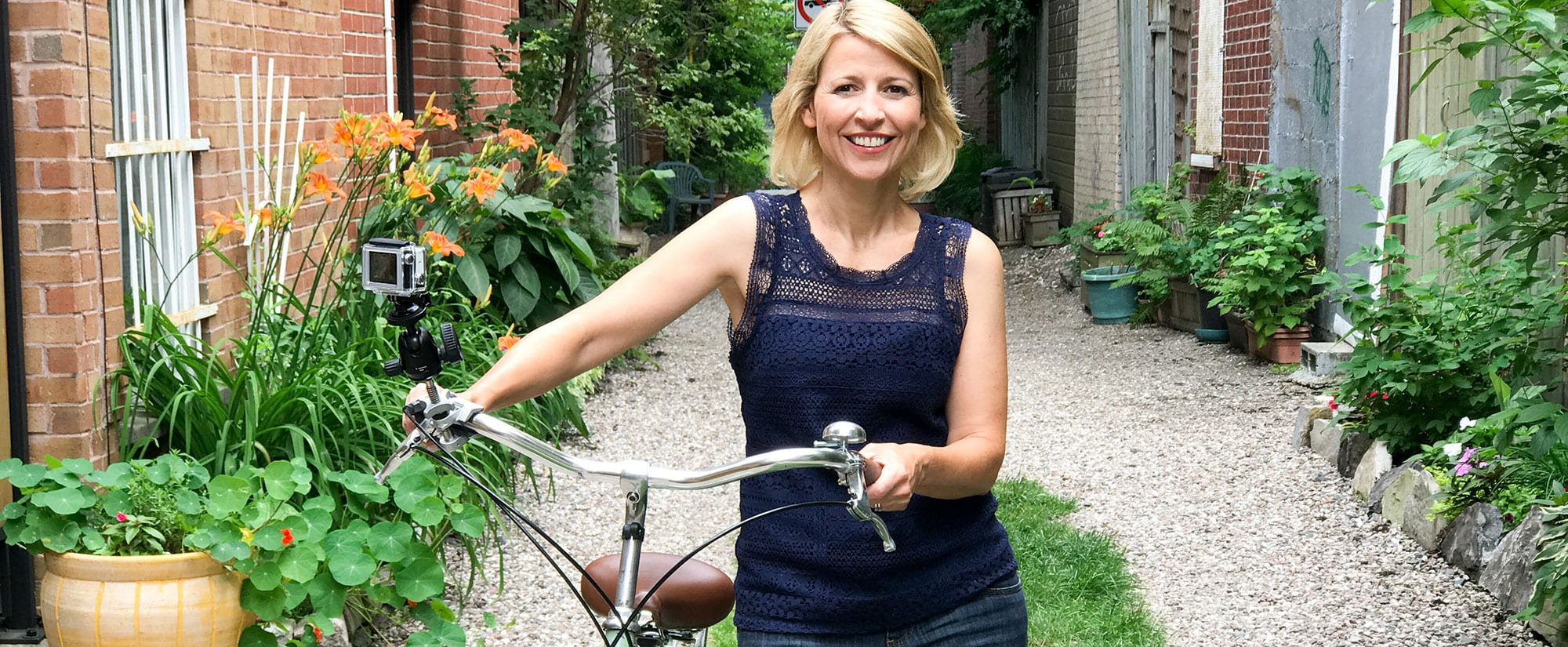 Montreal Bike Tour - Samantha Brown's Places To Love