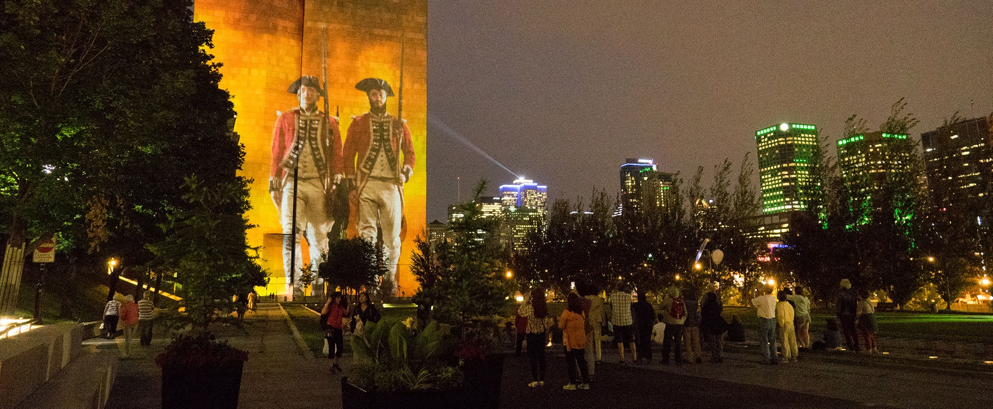 Montreal City Art - Samantha Brown Places To Love