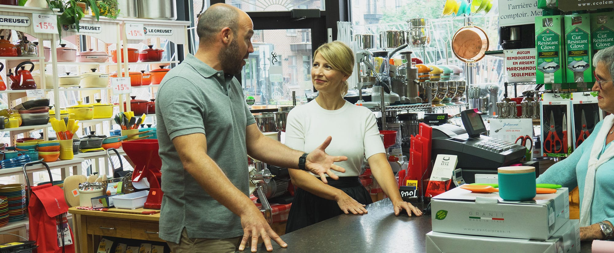 Montreal - Dante - Samantha Brown's Places To Love