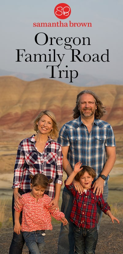 What could be better season finale than ending with an all-American family RV road trip throughout the state of Oregon? I've always wanted to do an RV trip, and especially while the kids are still young. You only get 18 summers with your kids, after all! Here's why Oregon (via RV!) is a place to love.