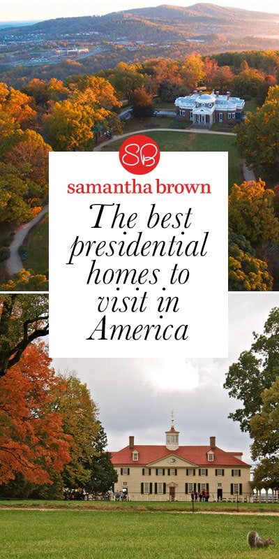 We all have a perception of what certain presidents were like on the job. To really grasp what former leaders were like in real-life, I say there's nothing better than visiting their home. A handful of presidential homes are open to the public. Here are a few worth visiting.