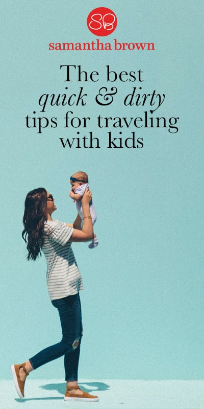 If you have kids, you don't have a lot of time to read. My pet peeve is a long winded blog about family travel that's light on tips, but just FULL of funny anecdotes. You just need the tips. So here they are, quick and dirty.