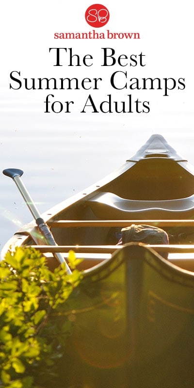 As a kid, there was nothing more thrilling than packing up for summer camp. Just because you're an adult doesn't mean you can't still have that experience. Yep, I'm talking summer camps designed for adults! Here are a few places for adults to indulge in their sleepaway camp nostalgia.