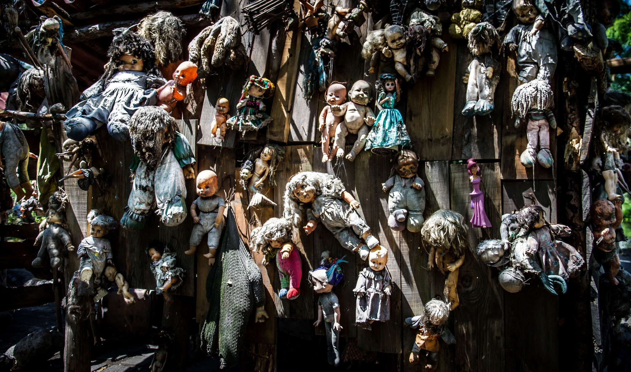 6 Of The World's Spookiest Places