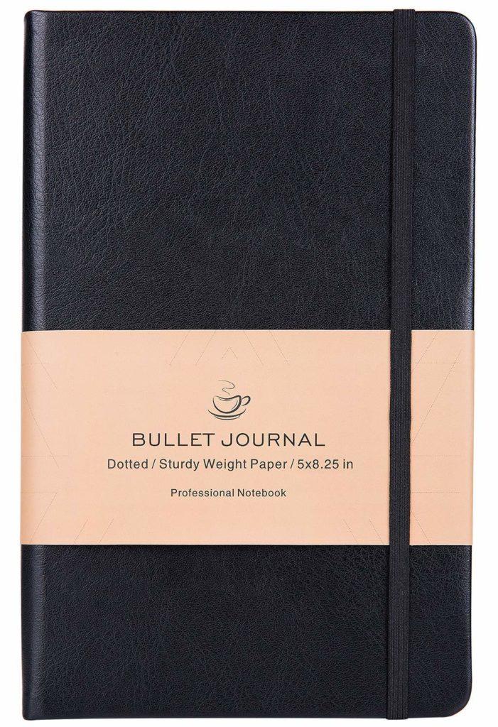 https://www.amazon.com/Bullet-Journal-Notebook-Premium-Leather/dp/B0797P84CZ/ref=sr_1_5?ie=UTF8&qid=1541605073&sr=8-5&keywords=bullet+journal&dpID=41FEyt4nl4L&preST=_SY300_QL70_&dpSrc=srch