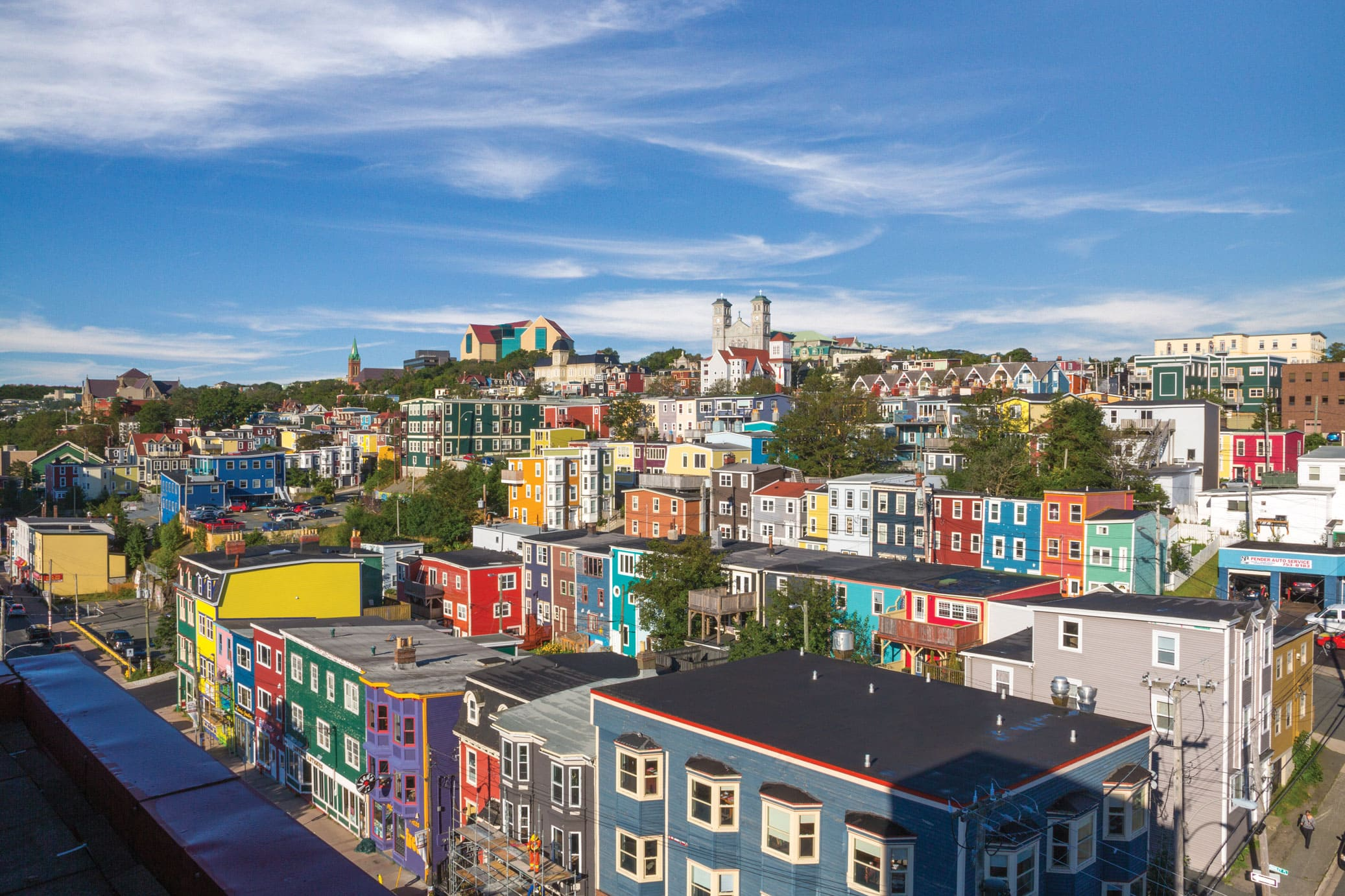 Iceland, Ireland, Norway, England, France And Denmark Are Travel Destinations That Are Likely On Your Radar. But What If I Told You That You Could Experience All Of These Cultures And Environments In One Place? Welcome To St. John's, The Capital Of City Of Newfoundland And Labrador. One Of The Most Eastern Places In North America, St. John's Offers History, Nature, Wildlife And Culture. Here's Why You Should Go.