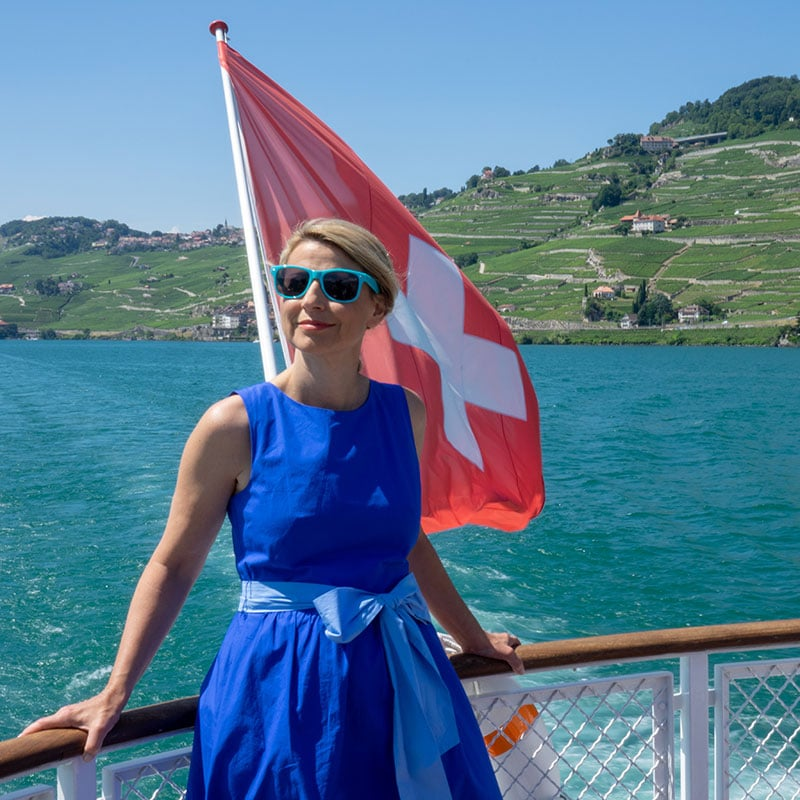 Samantha Brown Places To Love - Lake Geneva - Switzerland