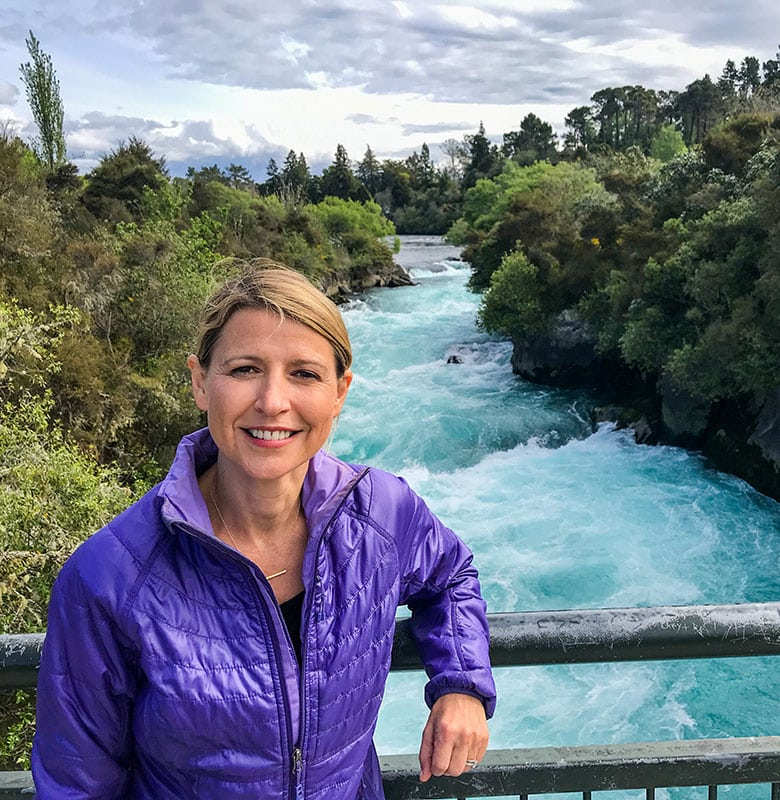 Samantha Brown New Zealand