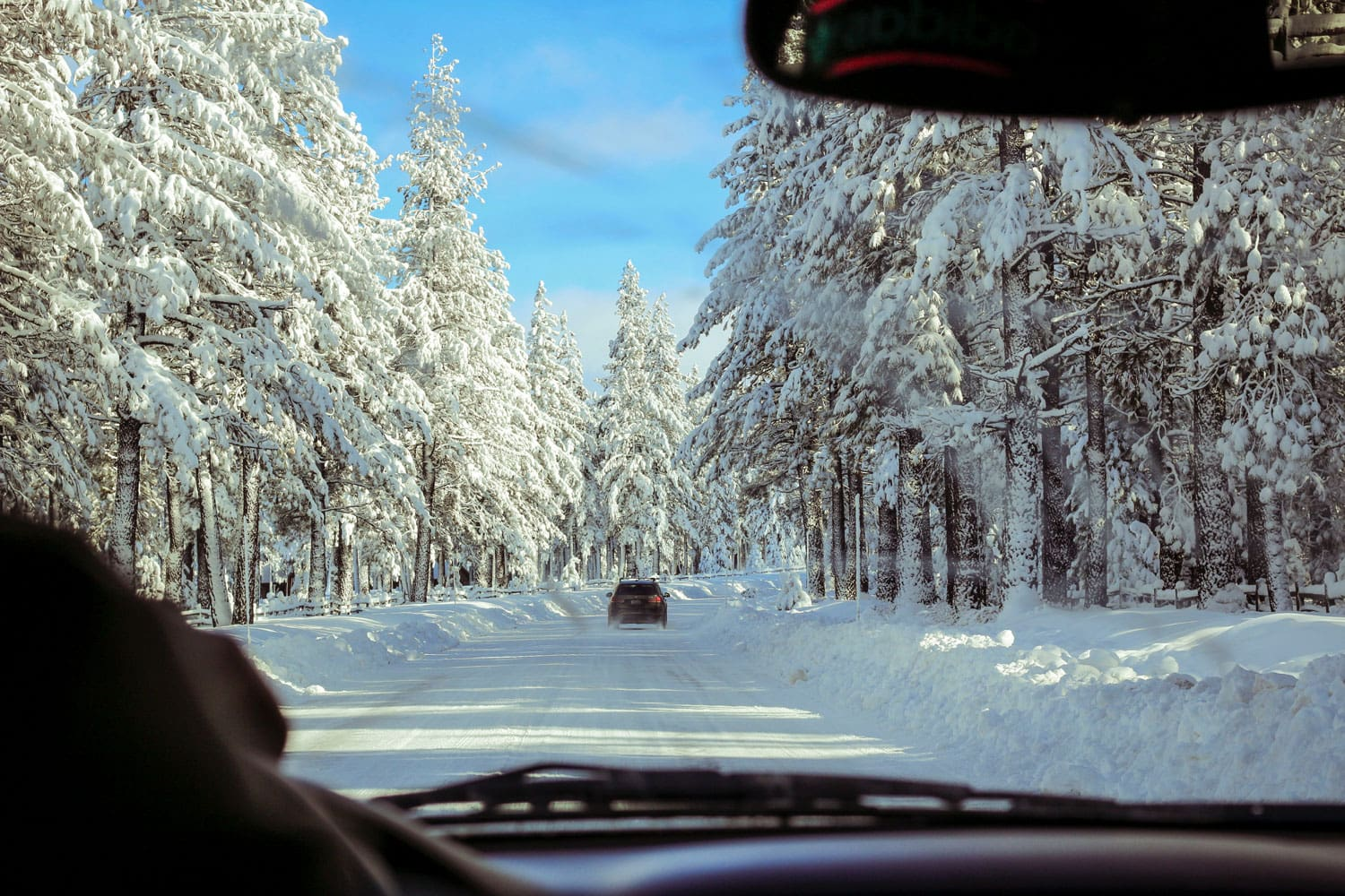 My best tips for a safe winter road trip