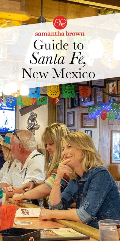 Whether it's the light, the art scene, or the margaritas, people are simply drawn to the City Different. Here's why Santa Fe is a place to love.