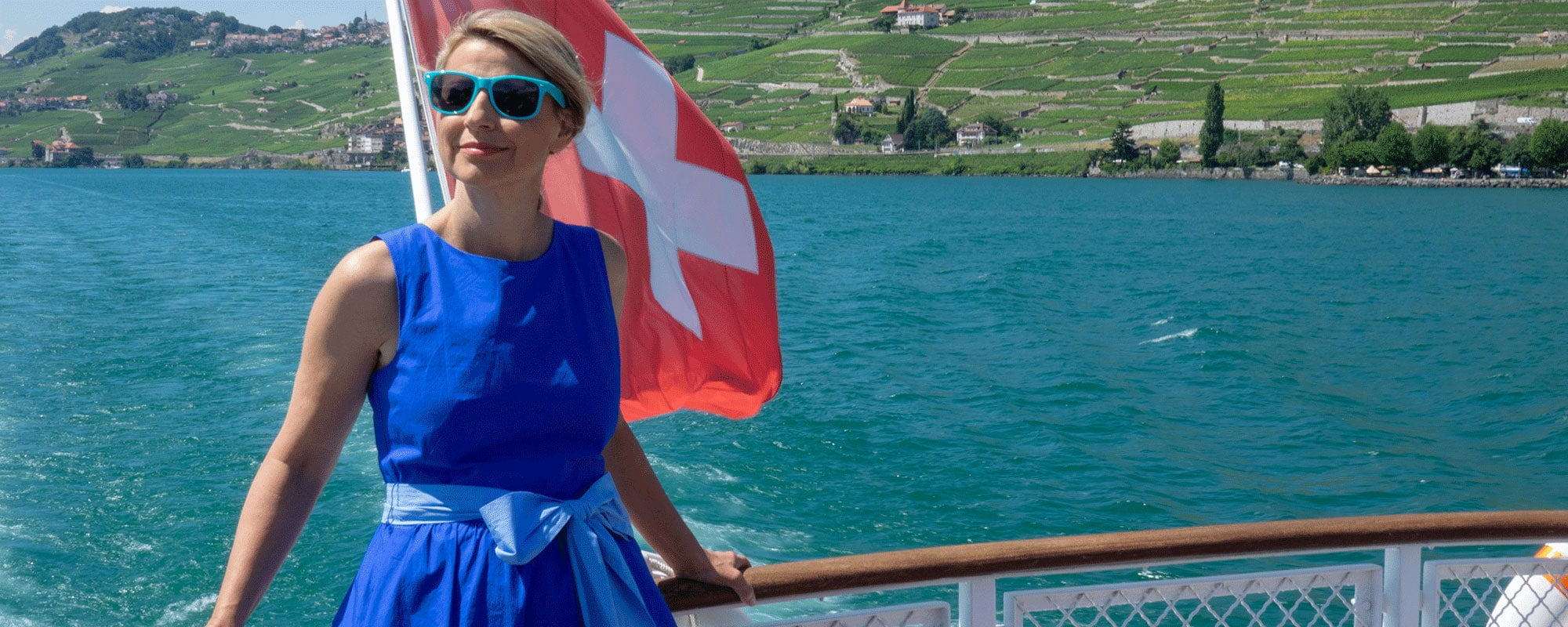Samantha Brown's Places To Love - Lake Geneva And The Valais Area