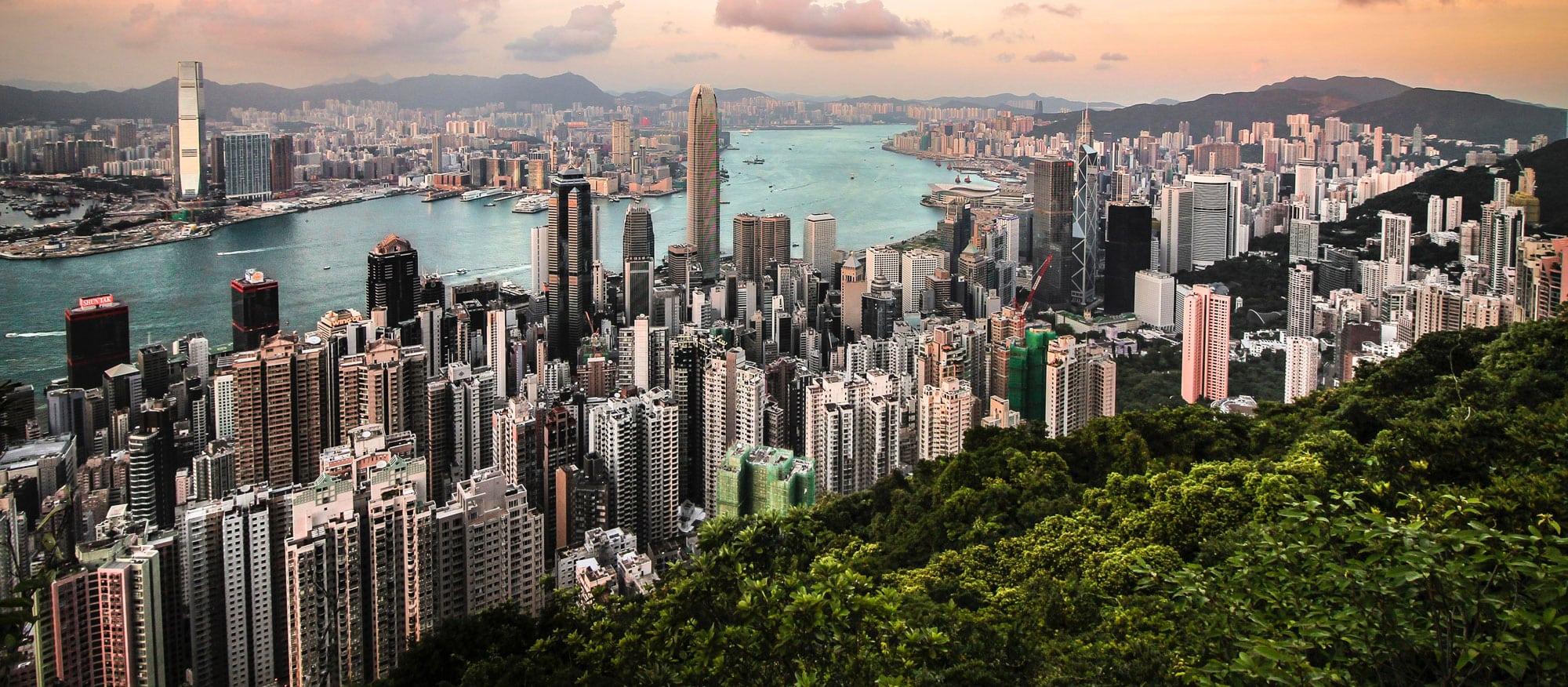 Places To Love Hong Kong