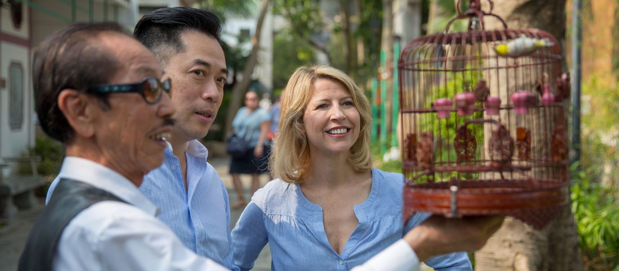 Hong Kong Places To Love - Samantha Brown