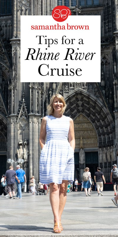 enjoyed exploring the Rhine River with AmaWaterways, touching four countries and about 1,000 years of history. Castles, cathedrals, 'bourgs and 'bergs, this was an adventure of a lifetime. You can easily see why the Rhine River is a place to love.