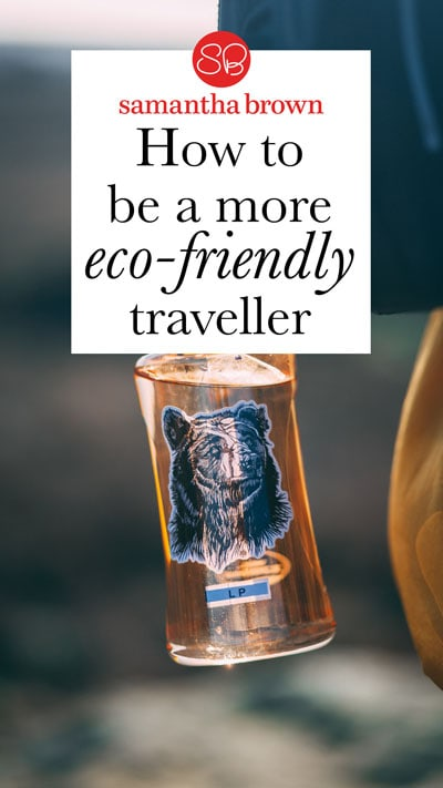 We all know we should make sustainable choices. In travel, convenience often overrides everything. However, with a little planning, you can easily green up your travel life. Here's how.