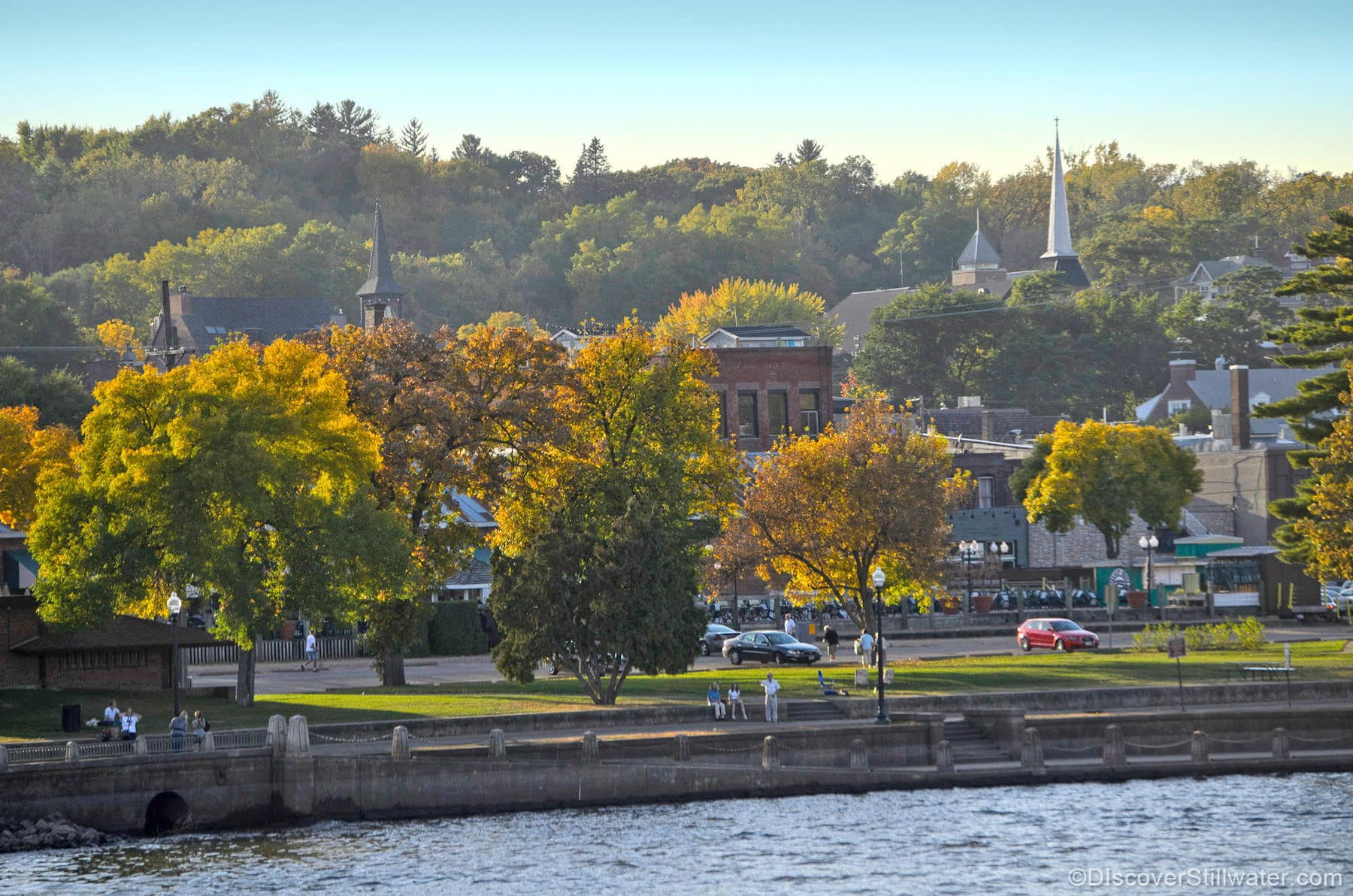Fall In Love With Stillwater, Minnesota