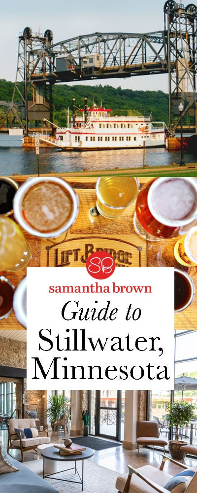 It's the oldest town in Minnesota, nestled between majestic bluffs with a river running through it. Once home to 19th Century lumber barons (and until recently, Oscar-winner Jessica Lange), this historic town less than 40 minutes from downtown Minneapolis makes for a perfect long weekend. Here's how to best enjoy your weekend in Stillwater.