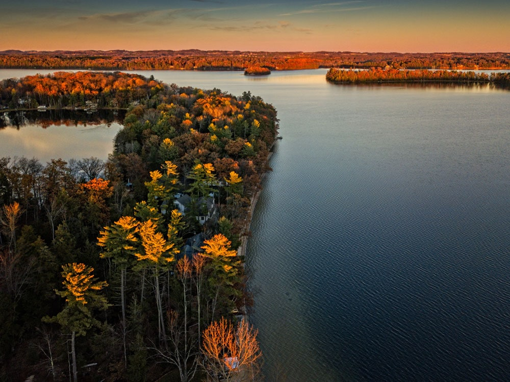 Fall in the Great Lakes