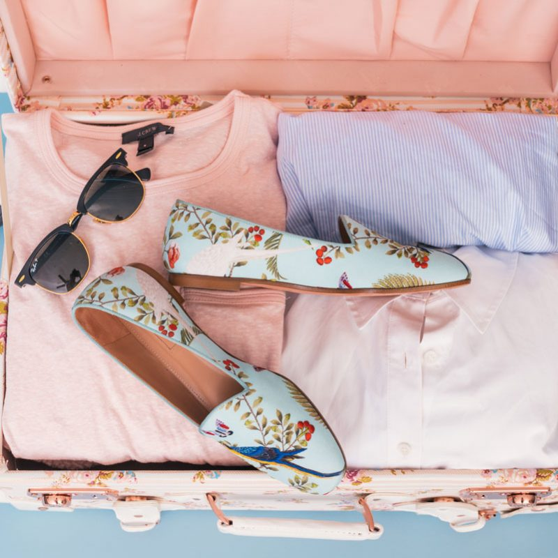 How to pack a week's worth of clothes in a carry-on