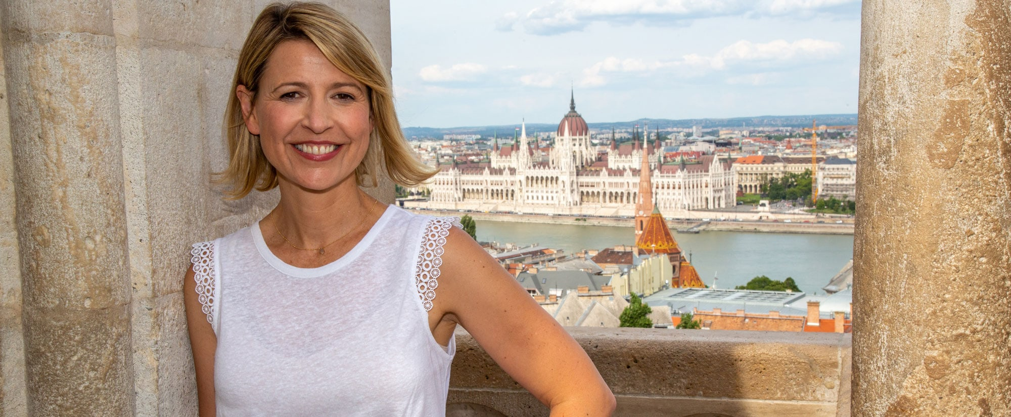 Places To Love - Budapest - Samantha Brown