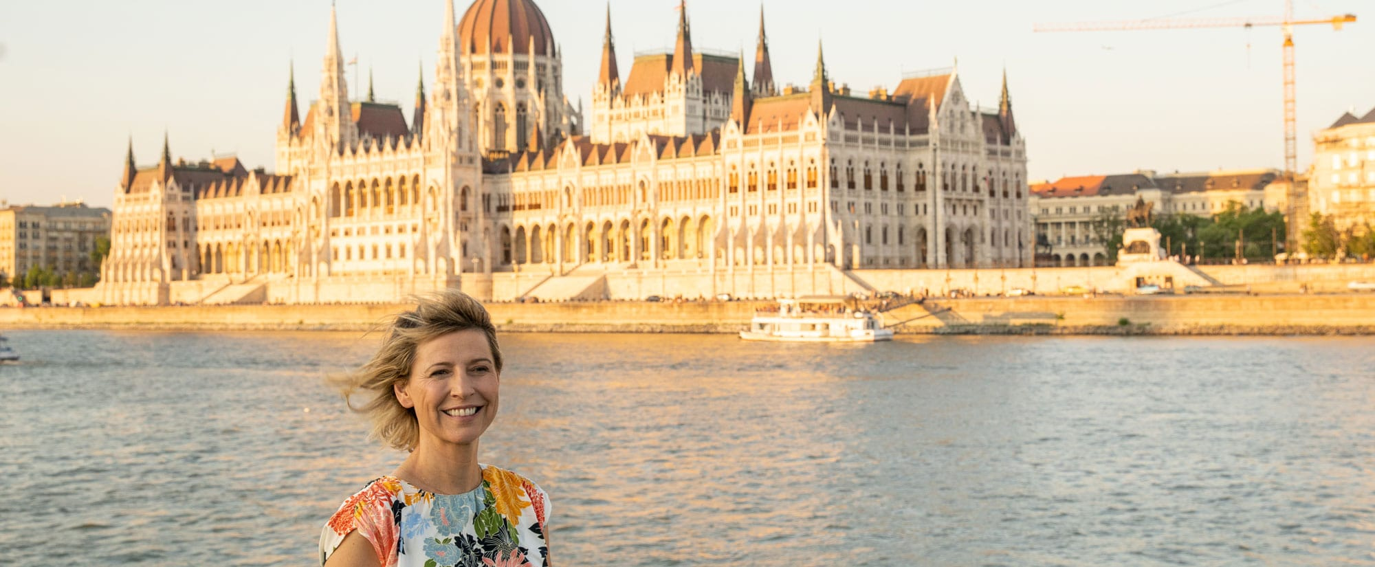 Parliament - Places To Love - Budapest - Samantha Brown