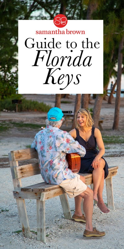 People may come here to party, but they stay for so much more. Here's why the Florida Keys are a place to love.