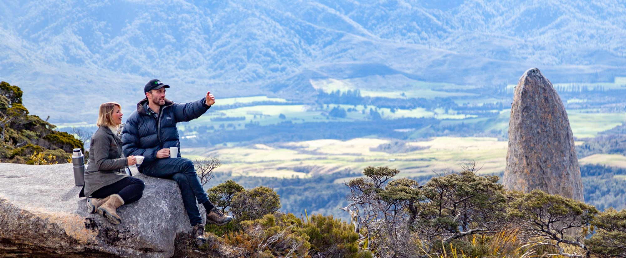 Top Of South Island, New Zealand - Samantha Brown