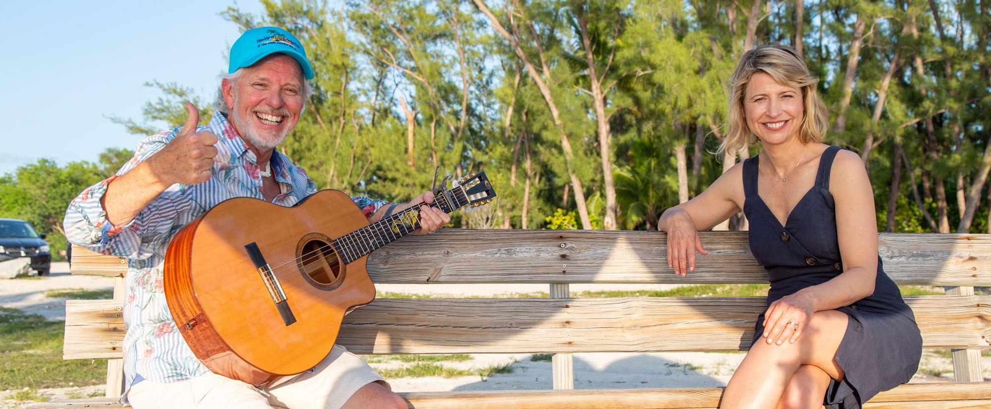 Fort Zachary Beach - Key West - Samantha Brown