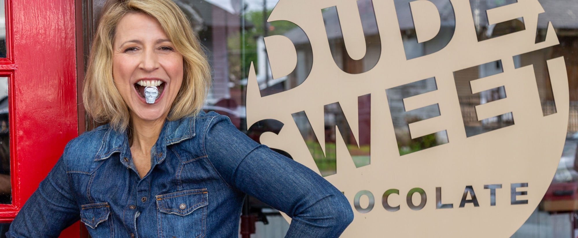 Places To Love - Dallas, Texas - Samantha Brown - Dude, Sweet Chocolate