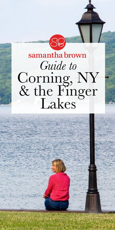 From a material that changed the world and the roots of modern aviation, to quaint bakeries and local artisans, it's easy to see why Corning, New York and the Southern Finger Lakes is a place to love.