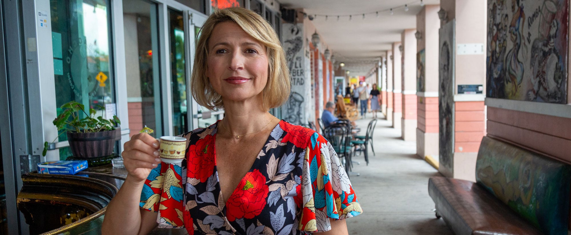 Places To Love - Miami - Samantha Brown